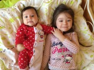 Лейла и Ариела