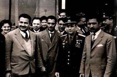 Встреча Гагарина