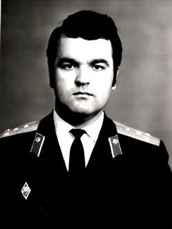 Офицер Тухватуллин Риф Абдрахманович
